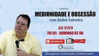 Download Seminário: Mediunidade e Obsessão com André Sobreiro Video