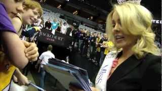 Download Pau Gasol & Ricky Rubio with Spanish fans in Minneapolis (Mar 2012) Video