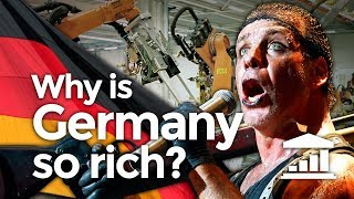 Download Why is GERMANY such an INDUSTRIAL LEADER? – VisualPolitik EN Video