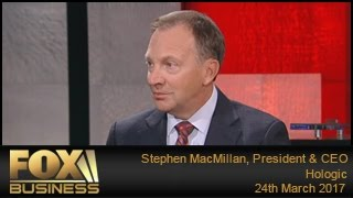 Download CEO, Steve MacMillan, on Fox Business Mornings with Maria Bartiromo Video