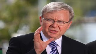Download Former Australian PM Kevin Rudd: It's possible to strike a China deal in 2019 Video