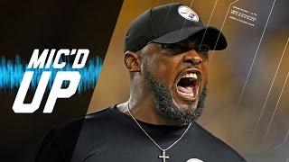 Download Cowboys vs. Steelers | Mike Tomlin Mic'd Up vs. Cowboys (Week 10)| Sound FX | NFL Films Video