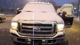 Download Snowy Winter Dealership Cold Starts, Tours, and Updates December 2010 Part 2 of 2 Video