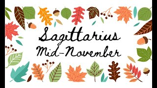 """Download SAGITTARIUS """"Someone wants your attention… you're wiser"""" MID NOVEMBER Tarot Reading Video"""
