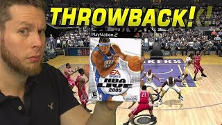 Download NBA Live 2005 THROWBACK! What happened EA? Video