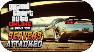 Download GTA 5 Online - SERVERS Attacked Xbox Live Down & PSN Shutdown ! (GTA V Gameplay) Video