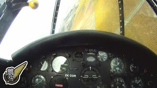 Download WW2 Corsair Cockpit - Low Level 'Strafing' View Video