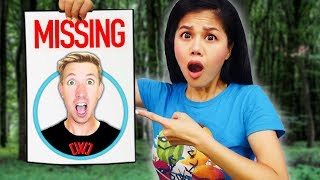 Download CHAD WILD CLAY is MISSING! POND MONSTER or HACKER TOOK HIM (I Need Your Help in Real Life) Video