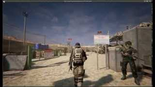 UE4 Multiplayer FPS Template Project [WIP] Free Download Video MP4