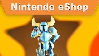 Download Shovel Knight – amiibo Reveal Trailer Video
