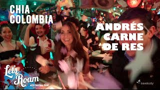 Download La Rumba at Andres Carne De Res Chia | Let's Roam Colombia with Avianca Video