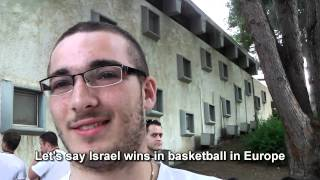 Download Arab israelis: Do you love Israel? Video