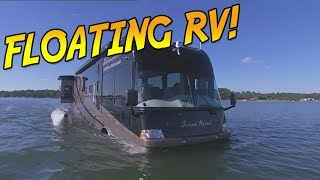 Download Aquatic Floating RV Video
