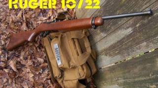 Download Ruger 10/22 22LR Rifle Video