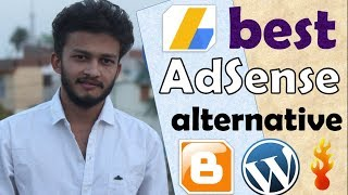 Download {HINDI} Best Google Adsense Alternatives For Your blog or website || ad network for small publishers Video
