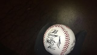 Download Dumpster Diving Sports Memorabilia Store! Found Signed Cubs Baseball! Video