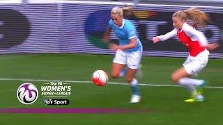 Download Manchester City Women 2-0 Arsenal Ladies | Goals & Highlights Video