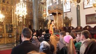 Download 23.02.2014 İSTANBUL RUM ORTODOKS PATRİKHANESİ'NDEN UKRAYNA'YA DESTEK Video