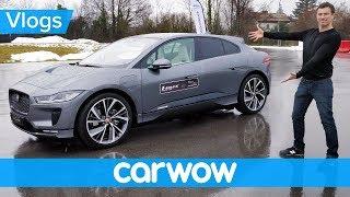 Download Jaguar I-Pace driven - see why Tesla should be worried | Mat Vlogs Video