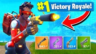 Download Using *ONLY* PISTOLS To WIN Fortnite: Battle Royale! (Challenge) Video