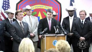 Download Gov. Perry Presents Honorary Texas Ranger Designations to Chuck Norris and Aaron Norris Video