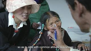 Download Lum medicinal bathing, knowledge concerning life among the Tibetan people in China Video