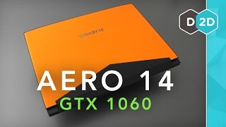 Download Aero 14 Review (GTX 1060) - The Lightest Gaming Laptop! Video