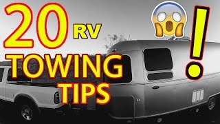 Download ″Top 20″ RV Towing Tips Video