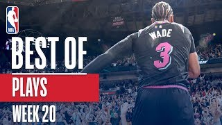 Download NBA's Best Plays | Week 20 Video