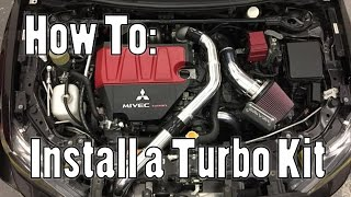 Download How To: Install a Turbo Kit Video