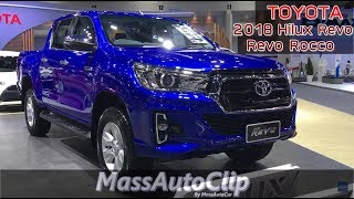 Download New Toyota Hilux Revo และ Rocco 2018 ในงาน Motor Expo 2017 [Review Full HD] Video