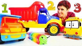 Download Маша Капуки и Машинки - Цифры - Развивающие видео для детей Video