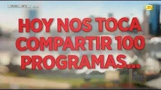 Download ¡Hoy cumplimos 100 programas en Hoy nos toca a la Tarde! Video