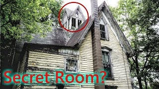 Download Abandoned Grandmother's Home - W/ Secret Lookout Room Video