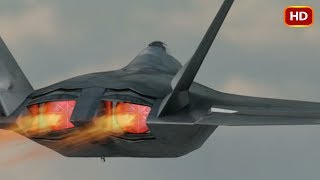 Download Extremely Powerful F-22 Raptor Shows Its Crazy Ability Video