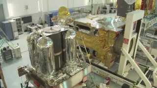 Download Assembly, Integration and Test (AIT) for Communication Satellite in Airbus Defence and Space Video