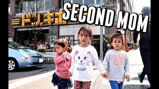 Download Big Sister Acts Like a Second Mom - ItsJudysLife Vlogs Video