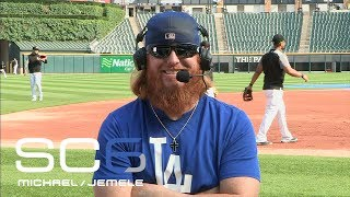 Download Justin Turner Talks Dodgers' Season And Being An MLB All-Star | SC6 | July 19, 2017 Video
