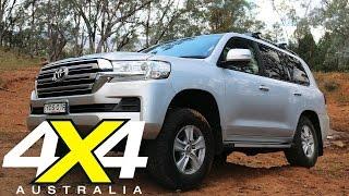 Download Toyota Land Cruiser 200 Series | Road test | 4X4 Australia Video