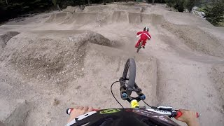 Download GoPro Awards: Bike Park Jumps With 6-Year-Old Twins Video