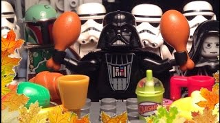 Download A Lego STAR WARS Thanksgiving Video