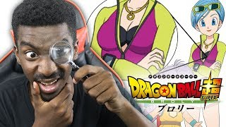 Download My Problem With The Dragon Ball Super Broly Designs Video
