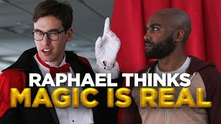 Download Raphael Thinks Magic Is Real Video