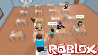 Download Roblox / Roblox High School / Let's Cut Class! / Gamer Chad Plays Video