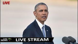 Download Former US president Obama in Kenya Video