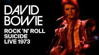 Download David Bowie – Rock 'N' Roll Suicide (Live, 1973) Video