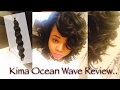 Download Kima Ocean wave hair Review Video