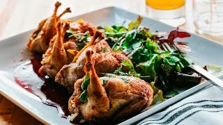 Download How to Cook Comedor's Crispy Quail Video
