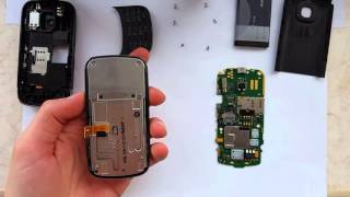 Download Nokia C2-06 2-Sim Disassembly and assembly Video