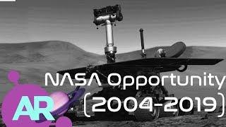 Download Obituario: NASA Opportunity 15 años de exploración. Video